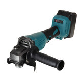 800W 100mm Cordless Electric Angle Grinder 10000rpm Portable Cut Off Tool For Makita 18V Battery