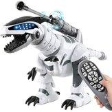 LE NENG Akıllı Dinozor Dövüş Robotu Çocuklar için Programlanabilir Dokunmatik Müzik Dans Oyuncak