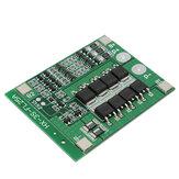 3 pcs 3S 11.1 V 25A 18650 Li-ion de Lítio Bateria BMS Proteção PCB Board Com Função de Equilíbrio