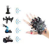 LOBOT Open Source Lead Motion Glove para RC Robot Controlling Compatible con