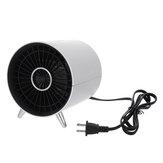 1000W Mini Electric Heater Fan Warmer 3 Speeds Winter Summer Cooler Air Heater