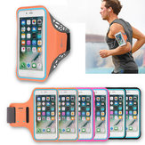 IPRee® Waterproof Sport Armband Caso Touch Screen Phone Cover Holder Bolsa para iPhone 7/7Plus