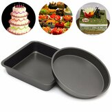 Non-Stick Quality Cake Baking Tin Tray Bakeware Pan Mould for Wedding Party