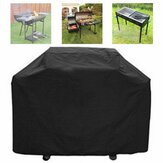 59 Inch BBQ Grill Barbecue Waterbestendig Cover Op zwaar werk berekend UV Protector Outdoor Yard Camping