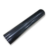 5D Carbon Fibre Vinyl Car Wrap Extra Glossy Film Sticker Air Bubble Free