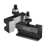 2-Piece Set Of Machifit 250-000 Wedge Main Body Tool Holder Exclusively For 100/111 Tool Holder Body