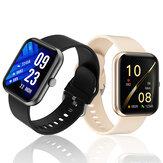 [Game Mode] Newwear R11 1.7 inch HD Scherm Dual UI Styles BT5.0 Hartslag Bloeddruk Zuurstof Monitor Muziekspeler 60 Dagen Lange Standby IP67 Waterdicht Smart Watch