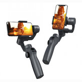 FUNSNAP Capture2 3-Axis Handheld Anti-Shake Gimbal Stabilizer for Samsung for iphone X XR 8 7 for Gopro الة تصوير