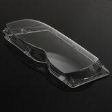 Left Driver Side Headlight Plastic Lens Cover For BMW E46 3-Series 4DR 2001-2005