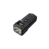 Nitecore T4K 4 * XP-L2 4000lm Super Bright OLED Дисплей EDC Брелок Фонарик USB Перезаряжаемый Mini Clip Light Портативный светодиодный фонарик с высоким люменом для езды