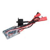 10A ESC Fırçalı Hız Kontrol Cihazı RC Araba ve Frenli Bot için