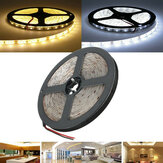 5M Waterdicht Wit / Warm Wit SMD 5730 300 LED Flexibele Strip Tape Light DC12V