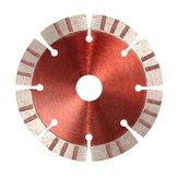 114x1.8x20mm Diamond Saw Blades Diamond Cutting Wheel Max 3000m/s