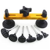 7pcs Dent Puller Tools Paintless Hail Damage Dent Remover Repair Kit