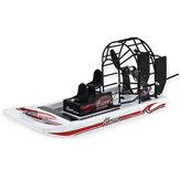 बैटरी TX RX दलदल हिमपात बीच पानी वाहन मॉडल बिना GARTT DIY एयर आरसी नाव किट