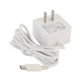 Adaptador Catda Type-C 5V/3A Fonte de alimentação EU / US / UK Plug Fonte de alimentação oficial Type-C para Raspberry pi 4B