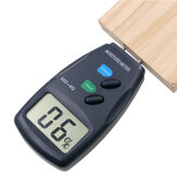 MD-4G 4 Pins Digital LCD Wood Moisture Humidity Meter Analyzer Hygrometer Timber Damp Detector Tester Range 5% - 40%
