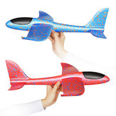 35cm Big Size Hand Launch Throwing Aircraft Airplane DIY Inertial Foam EPP Children Plane Toy