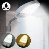 24W Su Geçirmez IP65 Işık Kontrol Duvar Lamba 144 LED Outdoor Yard AC85-265V için Yol Sokak Lambaları