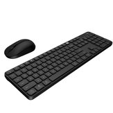 Xiaomi MIIIW Wireless Teclado & ratón Set para Windows / Mac Cambio de un solo botón 104 Teclas 2.4GHz IPX4 Impermeable Teclado
