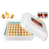 110/220V 70Pcs Eggs Incubator Fully Automatic Egg Hatcher Machine LED Turner Chicken Duck