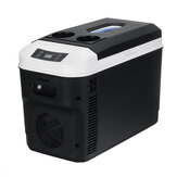 Taşınabilir Dondurucu Buzdolabı Araba Bot Arabaavan Ev Soğutucu Buzdolabı