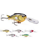 SeaKnight SK003 1PCS Fishing Lures flutuante 1.8M-3.9M 55mm 10g Crank isca de pesca dura artificial