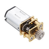 Machifit GM12YN20-298 DC12V 67RPM Cutting Gear Metal Gearbox Micro Gear Motor for 3D Drawing Pen