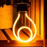 4W JH-DO Retro Edison Unikalna konstrukcja LED Soft Żarówka żarowa do domu wewnętrznego AC220-240V