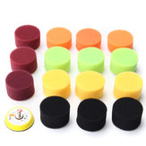16pcs 2 Inch Sponge Flat Polishing Buffing Pad For Air Sander Polisher Kit