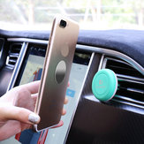 FLOVEME Car Air Vent Magnetic Phone Holder Silicon Multifunctional Mount Stand for iPhone XS