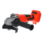 900W 125mm Cordless Brushless Electric Angle Grinder Polishing Machine For Makita 18V Battery