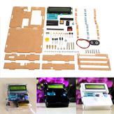 WangDaTao YD-CS Kit de produção de testador de transistor com Shell