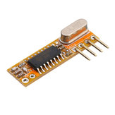 5pcs RXB12 315Mhz Superheterodyne Receiver Board Wireless Receiver Module High Sensitivity