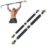 100/130/150CM Door Workout Chin Pull Up Horizontal Bars Home Fitness Training Equipment Sport Gym Exercise Tools