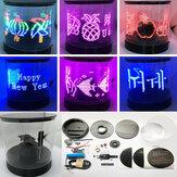 DIY回転LED電子キット電子生産回転POV電子競争クリエイティブLED広告機