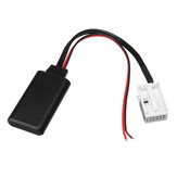Cabo audio AUX do adaptador do bluetooth de 12 pinos para BMW E60 E63 E64 E61