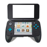 ABS Handheld Hand Grip Support Holder Protector Para Nintendo Nuevo 2DS XL / LL