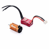 Surpass Hobby ROCKET 1410 MINIZ Brushless Motor 18A ESC Set RC قطع غيار السيارات