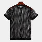 T-shirts à manches courtes à manches courtes