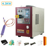 SUNKKO 737DH 4.3KW Spot Welding Machine Upgraded Induction Delay Battery Spot Welding Machine 18650 Lithium Battery High-power Small Touch Welder