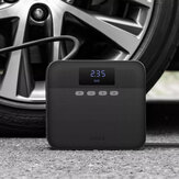 70mai Midrive TP03 12V Portable Car Tire Inflator Digital Display Air Pump Compressor Black Youth Version from Xiaomi Youpin