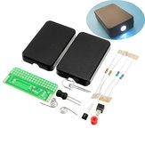 EQKIT® DIY FLA-1 Eenvoudige elektronische kit met zaklampprintplaat