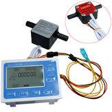 De alta precisão engrenagem líquido sensor de lcd metros fow digital de controle quantitativo