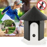Dispositif de contrôle d'écorce de chien de répulsif animal extérieur ultrasonique de jardin pour le distributeur d'animaux de jardin à la maison