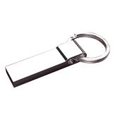 MIXZA PC-01 128G USB2.0 Pendrive USB Flash Dysk Pamięć Dysk Metalowa pamięć USB 16G 32G 64G Z breloczkiem