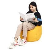 Soft Bean Bolsa Cadeiras Couch Sofa Cover Modern Preguiçoso Espreguiçadeira para Crianças Adultos