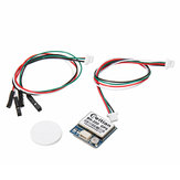 BN-200 Small Size M8030 Chipset GPS Module Antenna GPS GLONASS Dual GNSS Module With 4M FLASH 20mmx20mmx6mm