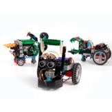 KittenBot 12 in 1 programmeerbare bouwstenen Slimme concurrerende robotautoset voor kinderen
