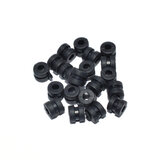 20 PCS M2x4.5x4mm F3 F4 F7 Flight Controller Damping Pad Ball for FPV RC Drone